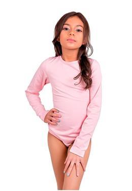BODY THERMO DRY (TÉRMICO) INFANTIL MENINA  MANGA LONGA  132