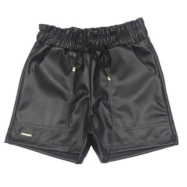 SHORTS COURO 7740