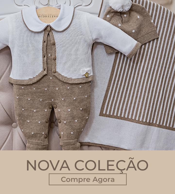 Nova Coleção - maternidade - lateral - menino